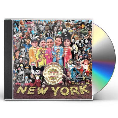 Patent Pending OTHER PEOPLE'S GREATEST HITS CD
