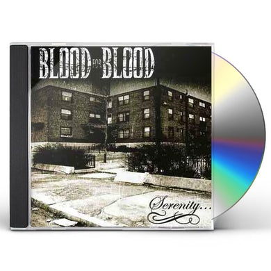 Blood For Blood SERENITY CD