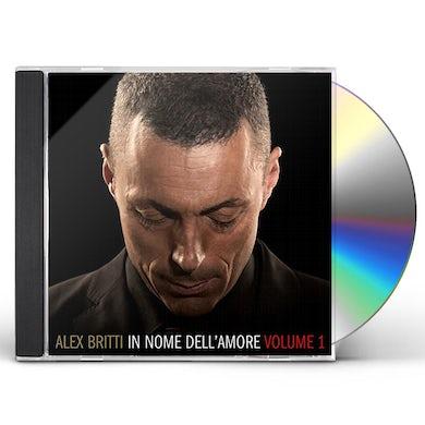 Alex Britti IN NOME DELL'AMORE VOL.1 CD