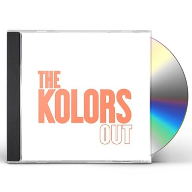 Kolors OUT: SPECIAL EDITION CD