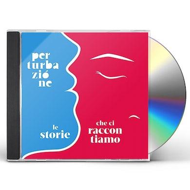 Perturbazione LE STORIE CHE CI RACCONTIAMO CD
