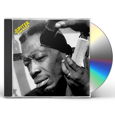 Jupiter & Okwess Na Kozonga CD