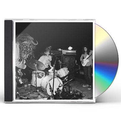 Fuzz LIVE IN SAN FRANCISCO CD