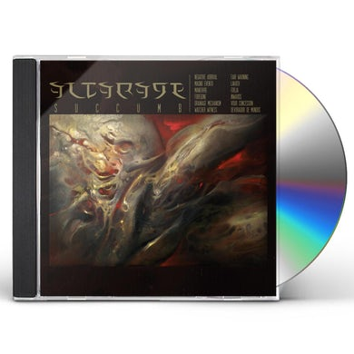 Altarage Succumb CD
