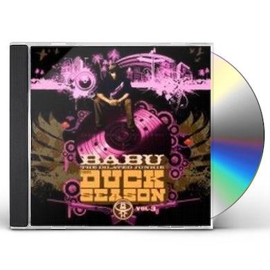 DUCK SEASON 3 CD