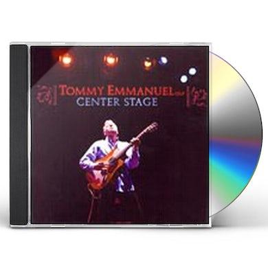 Tommy Emmanuel CENTER STAGE CD