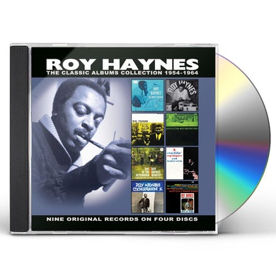 Roy Haynes CLASSIC ALBUMS COLLECTION: 1954-1964 CD