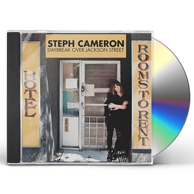 Steph Cameron DAYBREAK OVER JACKSON STREET CD
