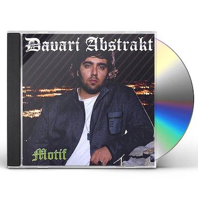 Davari Abstrakt MOTIF CD