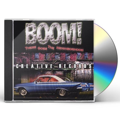 Creative Records BOOM! THERE GOES THE NEIGHBORHOOD CD