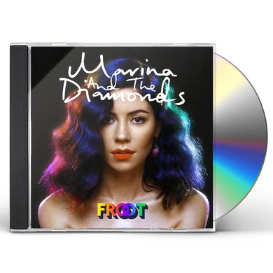 Marina & The Diamonds FROOT CD