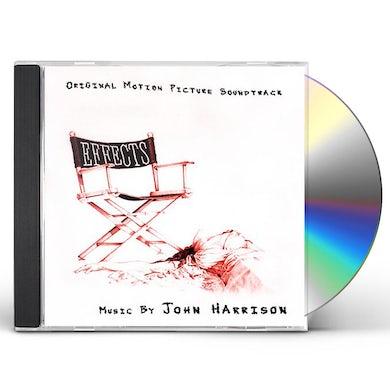 John Harrison EFFECTS / Original Soundtrack CD