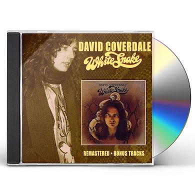 David Coverdale WHITESNAKE CD