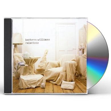 Kathryn Williams RELATIONS CD