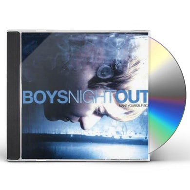 Boys Night Out MAKE YOURSELF SICK CD