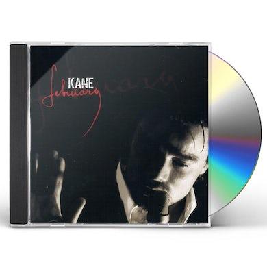 Kane FEBRUARY CD