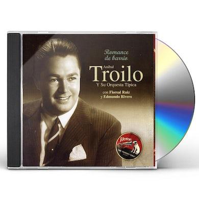 Anibal Troilo ROMANCE DE BARRIO CD