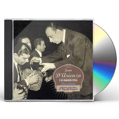 Juan d'Arienzo BIEN PULENTA CD