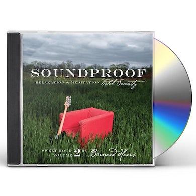 Bernard Harris SOUNDPROOF CD