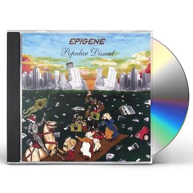 Epigene POPULAR DISSENT CD