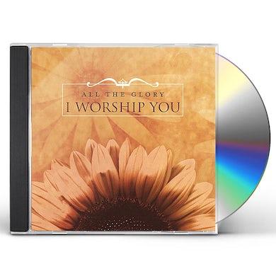 I WORSHIP YOU CD