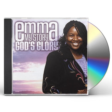 emma MY STORY GODS GLORY CD