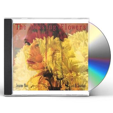 Jeanne mas MISSING FLOWERS CD