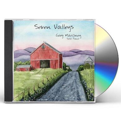 Greg Maroney SEVEN VALLEYS CD