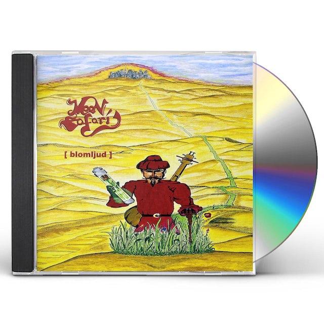 Moon Safari BLOMLJUD CD