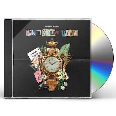 Blakk Soul Take Your Time CD