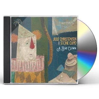 Julie Christensen SAD CLOWN CD