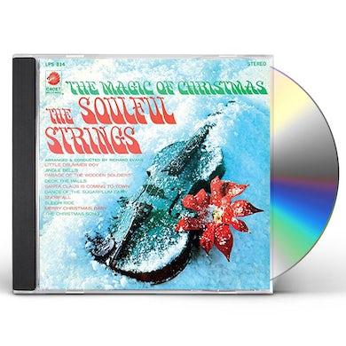 Soulful Strings MAGIC OF CHRISTMAS CD