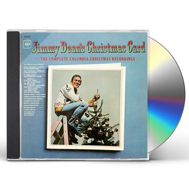 JIMMY DEAN'S CHRISTMAS CARD: COMPLETE COLUMBIA CD