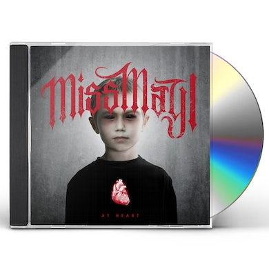 Miss May I AT HEART CD
