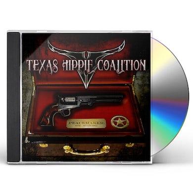 Texas Hippie Coalition PEACEMAKER CD
