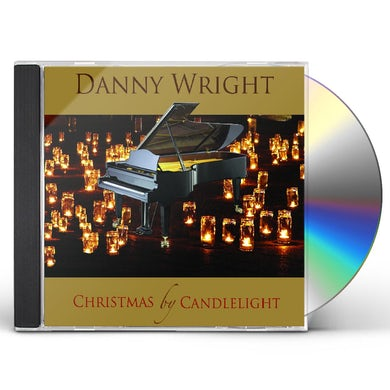 Danny Wright CHRISTMAS BY CANDLELIGHT CD