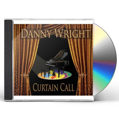 Danny Wright CURTAIN CALL CD