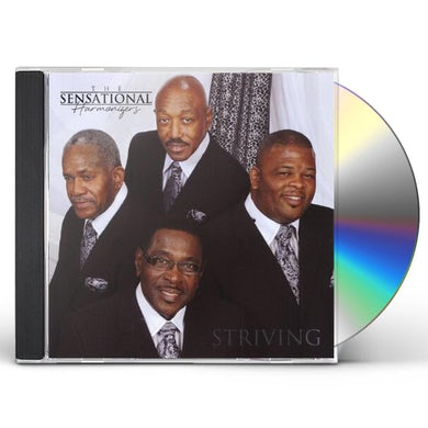 Sensational Harmonizers STRIVING CD