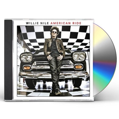 Willie Nile AMERICAN RIDE CD