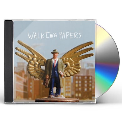 WALKING PAPERS CD