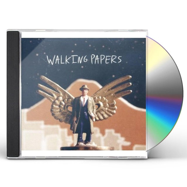 Walking Papers WALKING PAPER (BBY) CD