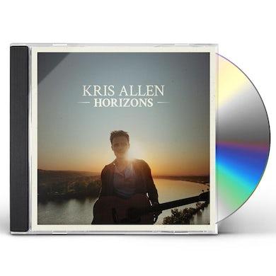 Kris Allen HORIZONS CD