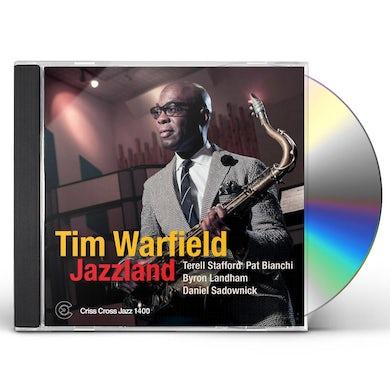 Tim Warfield JAZZLAND CD