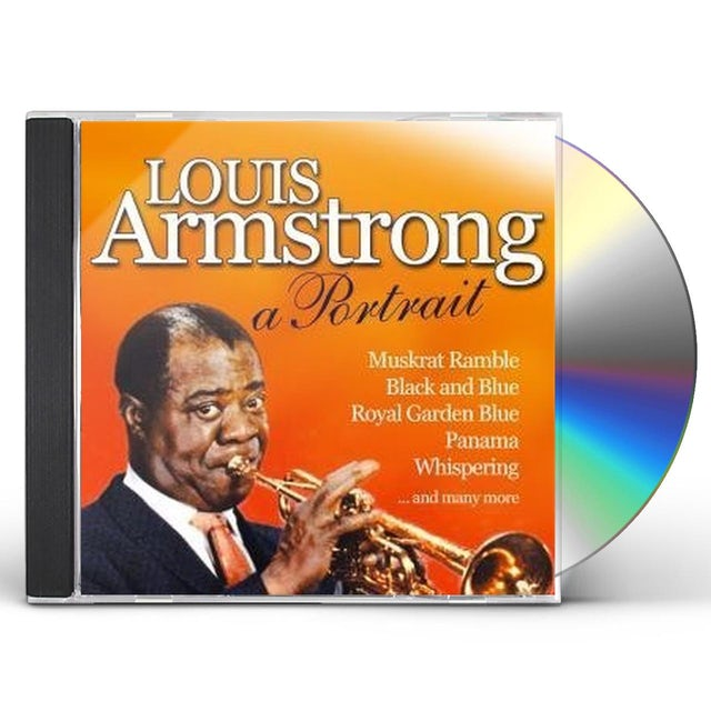 LOUIS ARMSTRONG: A PORTRAIT CD