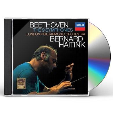 Bernard Haitink BEETHOVEN: THE 9 SYMPHONIES CD