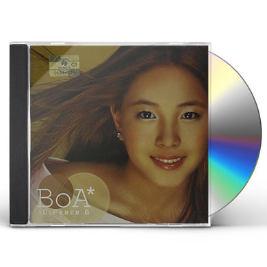 BoA ID: PEACE B CD