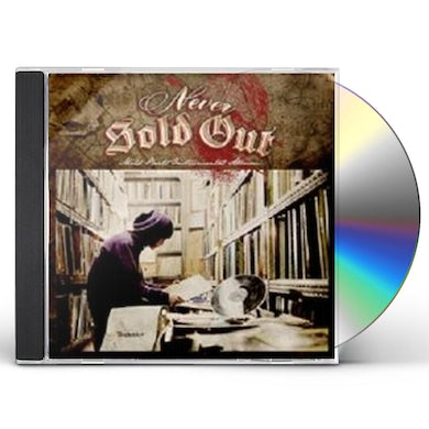 Mild Beats NEVER SOLD OUT CD