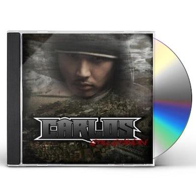 Carlos STILL STANDIN CD