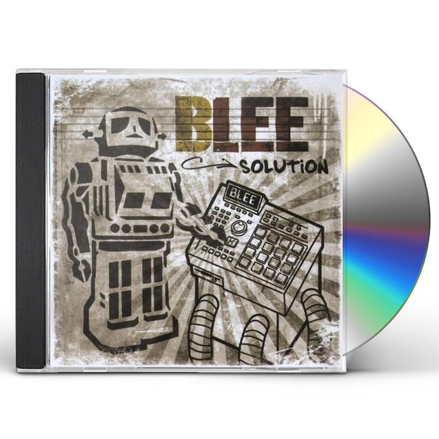 Blee SOLUTION CD