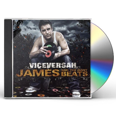 JAMES AND THE GIANT BEATS CD